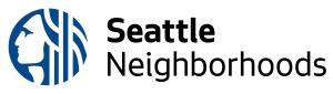 Seattle Department of Neighborhoods logo