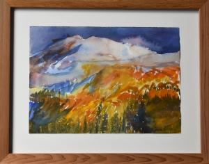 Painting by Jane Kippenhan